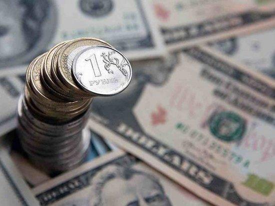 Российский рубль обвалился до минимума за 2 года
