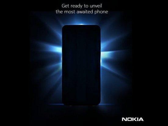 Nokia представит новый флагман 21 августа