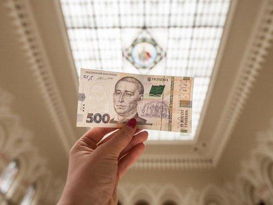Нацбанк заметил ослабление падения курса гривни