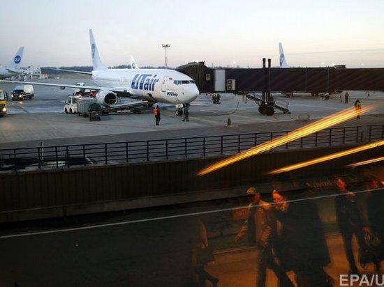 В Сочи пассажирский Boeing выкатился за пределы полосы и загорелся (видео)