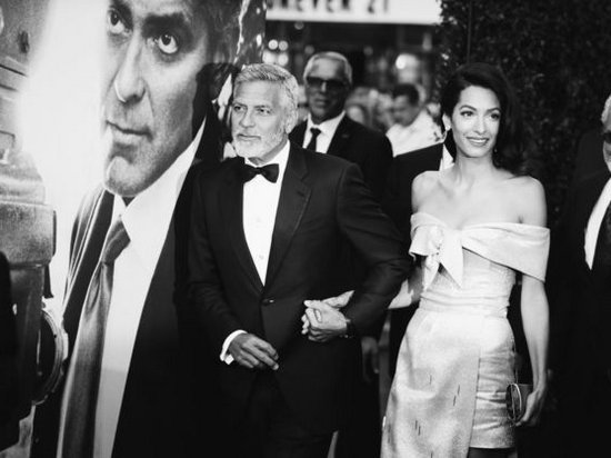 Джордж Клуни рассказал, чем его очаровала супруга Амаль