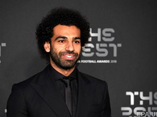 Мохамед Салах стал автором лучшего гола прошедшего сезона (видео)