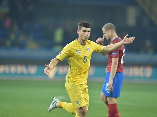 Украина вышла в элиту Лиги наций