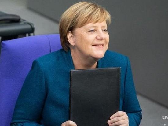 Ангела Меркель рассказала о готовности соглашения по Brexit