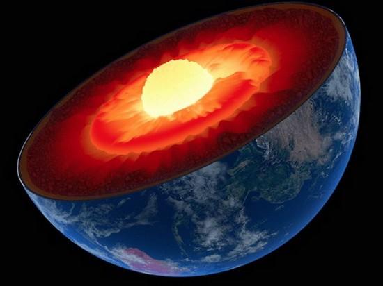 Австралийские геологи доказали, что ядро Земли — твердое