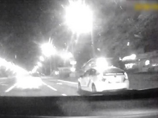 В Днепре полиция час гонялась за пьяным водителем