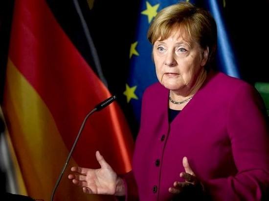 Меркель заявила о готовности отказаться от поста главы ХДС — СМИ