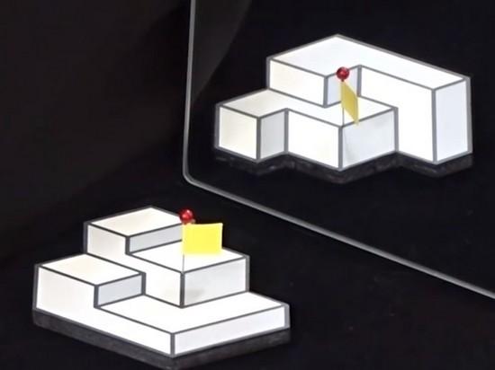 СМИ назвали лучшие оптические иллюзии года (видео)