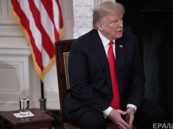 Трамп пообещал начать выплачивать госдолг размером 21 триллион