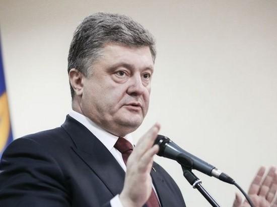 Порошенко подписал закон о возобновлении кредитования