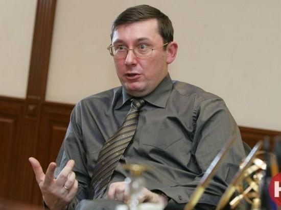 Луценко подает в отставку с поста генпрокурора