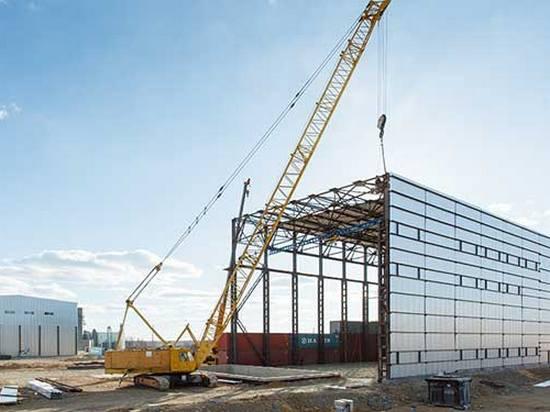 Промышленное строительство от компании «MSBUD»