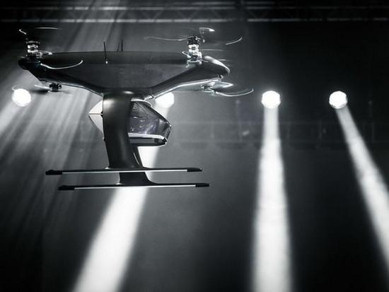 Audi показала прототип маленького летающего такси