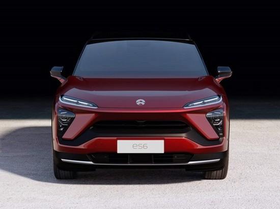 Китайская «Tesla». Компания Nio показала кроссовер ES6