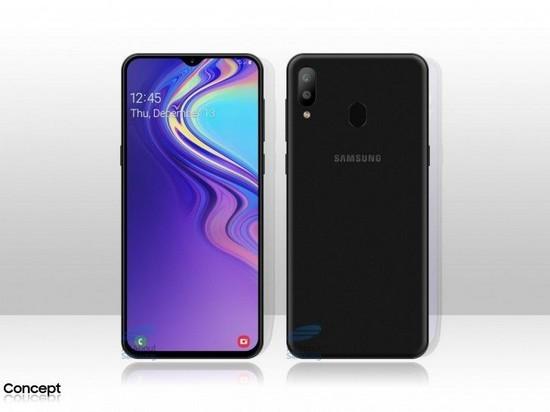 Samsung готовит смартфон с большой батареей
