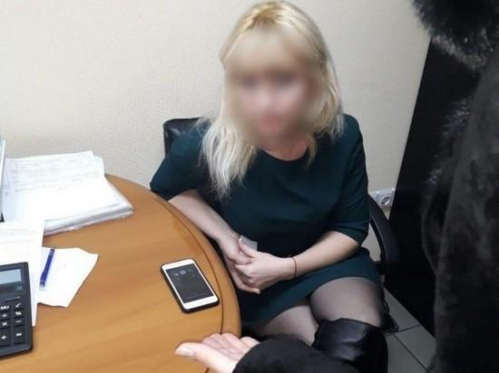 В Киеве руководительницу банка уличили в вымогательстве около 1 миллиона