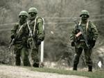 Нацгвардия: Российские военные атакуют из грузовиков с надписью