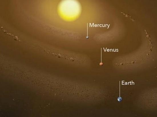 На орбите Меркурия обнаружили загадочное явление