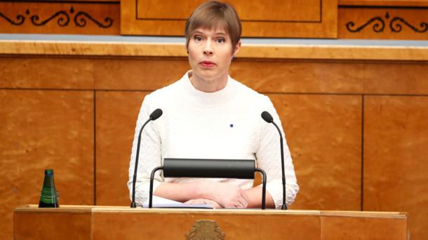Президент Эстонии прокомментировала избрание страны в Совбез ООН