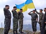 В Украине бойцам с АТО вручили первые удостоверения (фото)