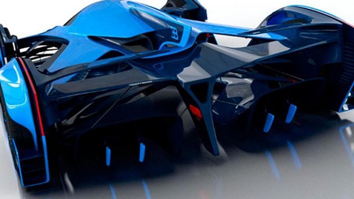 Bugatti презентовала новый гиперкар (фото)