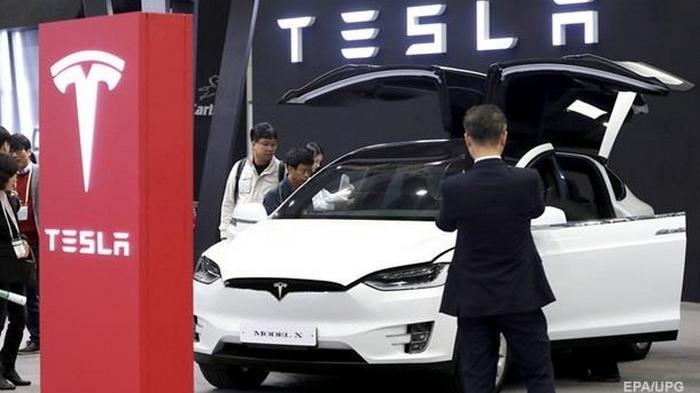 Выручка Tesla оказалась выше прогнозов