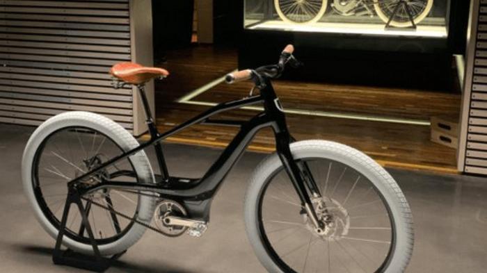 Harley-Davidson представил первый электрический велосипед: видео