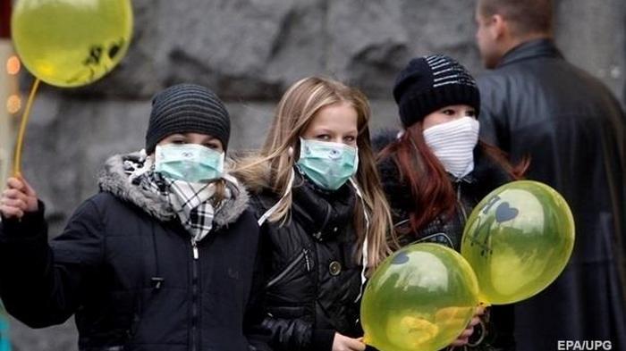 МОЗ назвал число заболевших гриппом за неделю