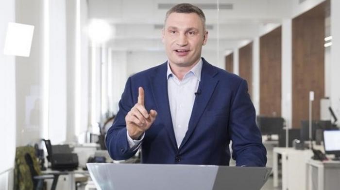 СМИ: Кличко выиграл выборы в Киеве