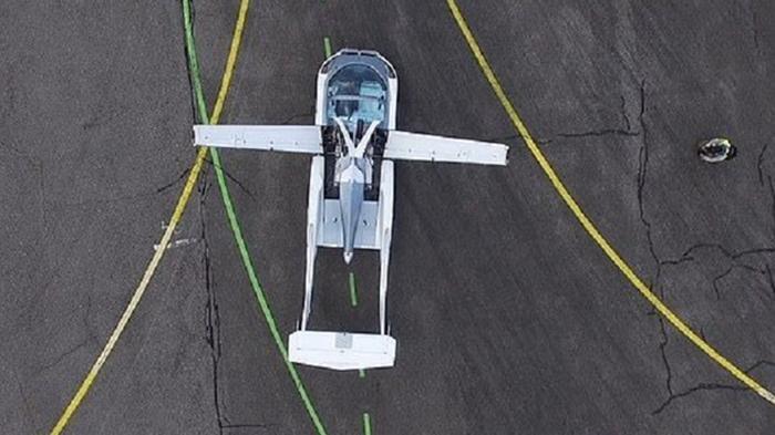 В Словакии испытывают автомобиль, трансформирующийся в самолет (фото)