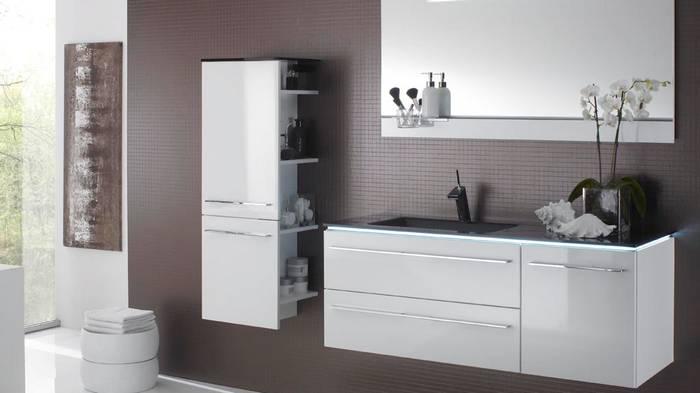 Функциональная мебель для ванной комнаты: как выбрать