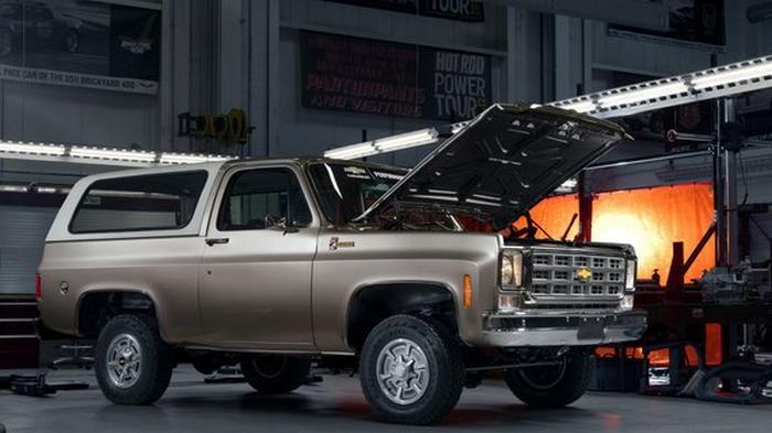 Chevrolet выпустит комплекты для переоборудования авто с ДВС в электромобили: фото