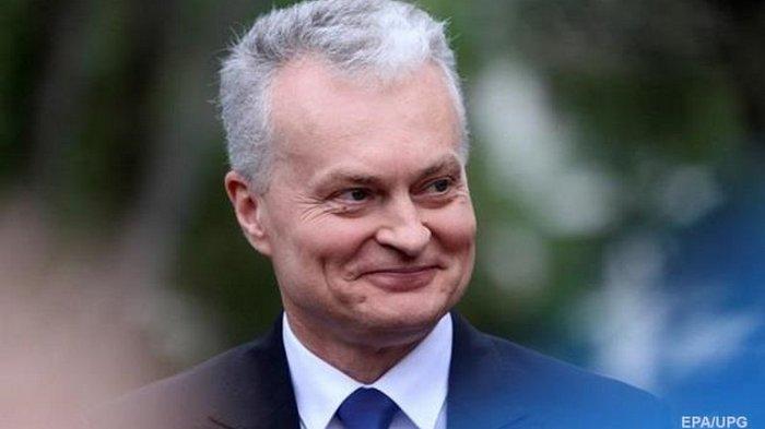 Науседа планирует посетить Украину в конце года