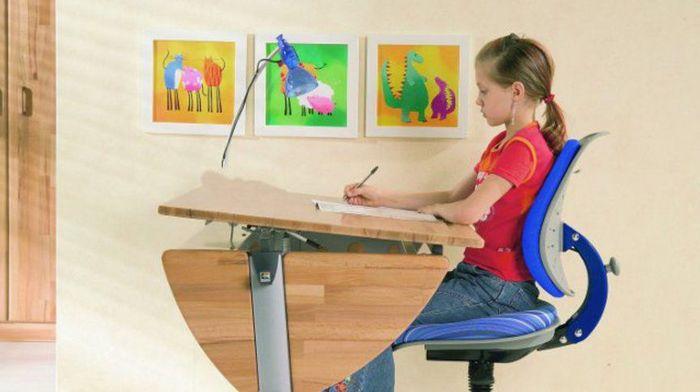 Як вибрати хороший стілець для школяра?