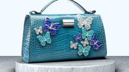В Италии изготовили женскую сумку за $7 млн (фото)