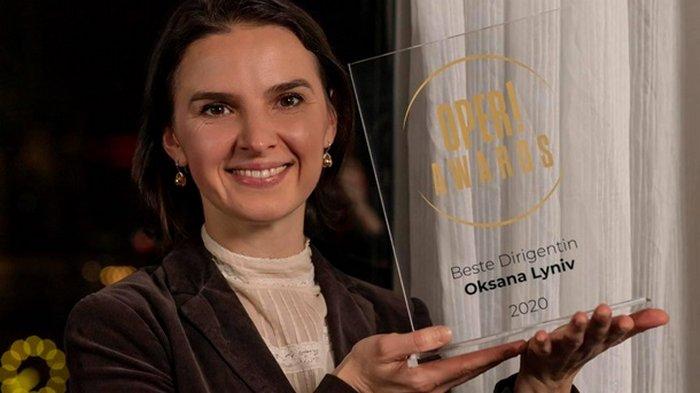 Украинку признали дирижером года в Германии