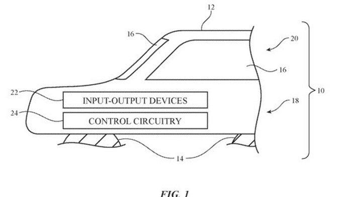 Умное лобовое стекло от Apple сможет само записать автомобиль на ремонт – патент