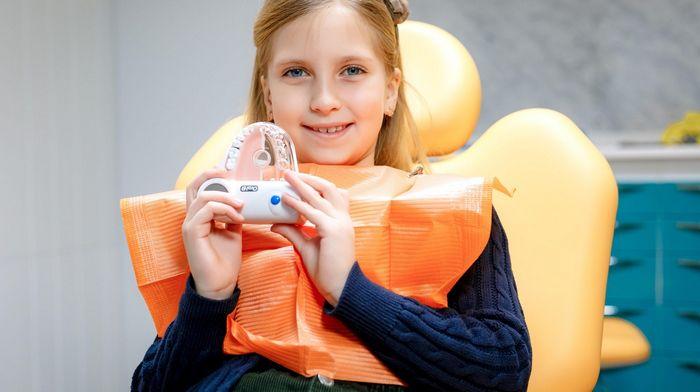 Детская стоматология в клинике «Наследник»