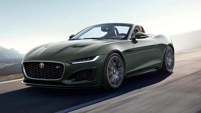 Jaguar выпускает 60 авто класса люкс к юбилею (фото)