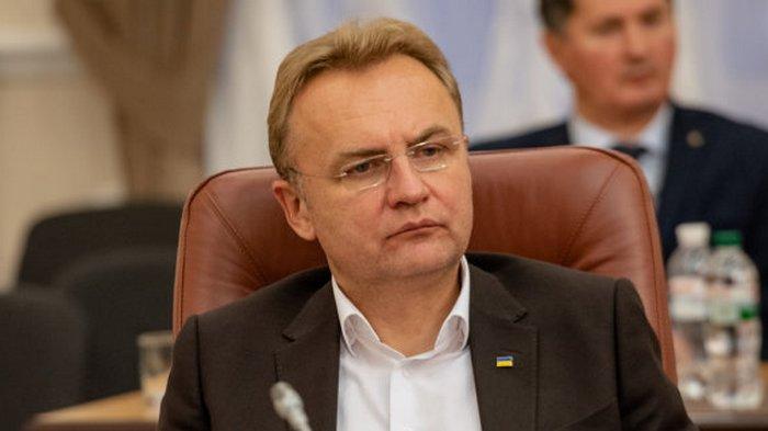 Мэр Львова Садовый заболел коронавирусом