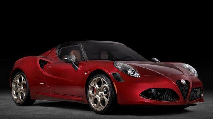 Alfa Romeo выпустит 33 экземпляра спорткара