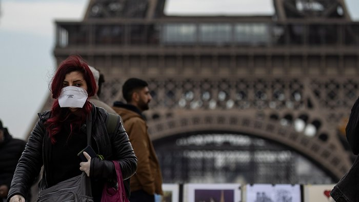 Во Франции в двух городах проведут массовое тестирование на коронавирус