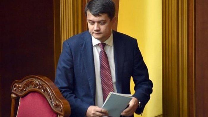 Разумков анонсировал законопроект по кнопокодавству