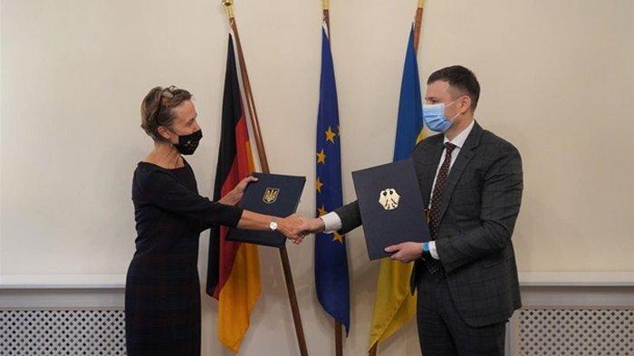Украина получит от Германии 215 млн евро на инвестпроекты