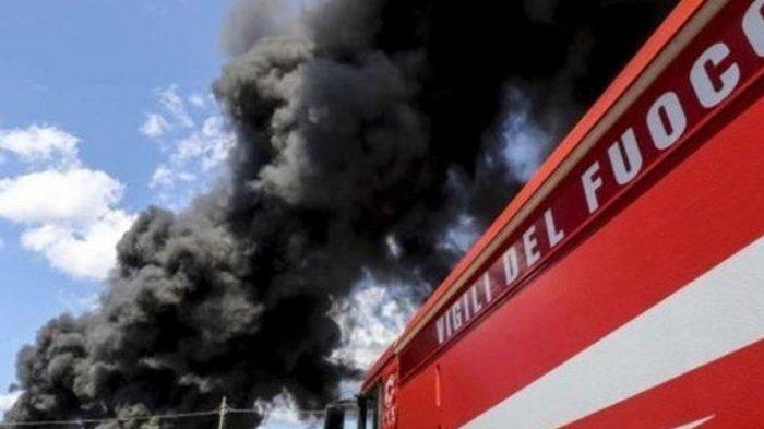 В Италии произошел взрыв на фабрике фейерверков, есть жертвы