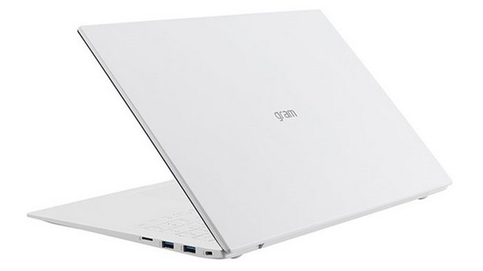 LG представила тонкий и легкий ноутбук Gram 16 (видео)