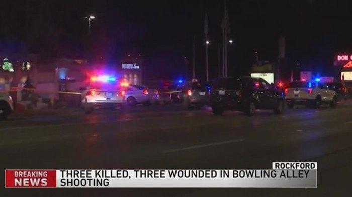 Три человека погибли при стрельбе в американском Иллинойсе
