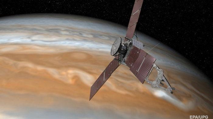 Одна из лун Юпитера посылает Wi-Fi сигнал