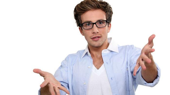 Носить или не носить очки?