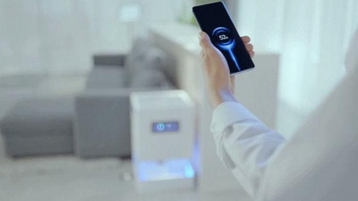 Xiaomi создала станцию для зарядки по воздуху (видео)